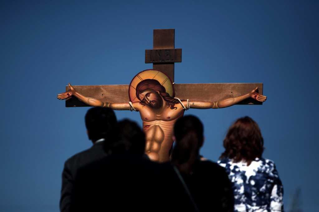 Αποτέλεσμα εικόνας για in fata crucii vineri mare