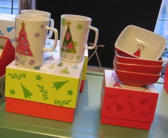 pottery #1:: 15. des :: juletallerken #1