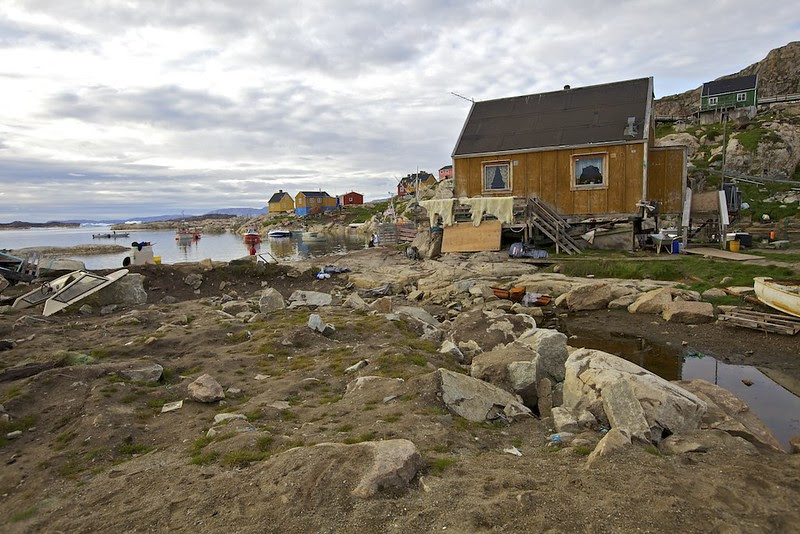 Aappilattoq = The Red Spot