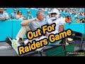 Las Vegas Raiders: Tua Tagovailoa Out Against The Raiders with Cracked Ribs By Joseph Armendariz https://youtu.be/tNgYnTAUY0Y