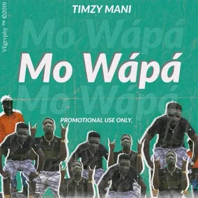 Timzy Mani – Mo Wápá | Prod by Haske Beats