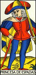Princesa de Espadas
