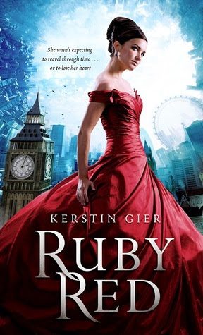 Ruby Red (The Ruby Red Trilogy, #1)