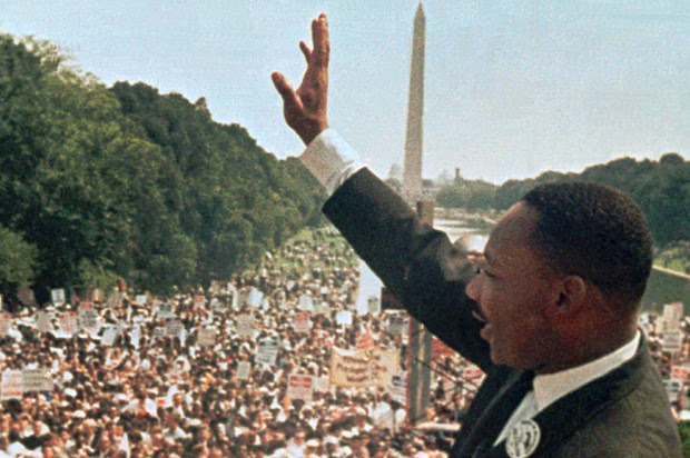 """The power of """"we"""": Martin Luther King, the March on Washington, and the birth of Moral Mondays"""