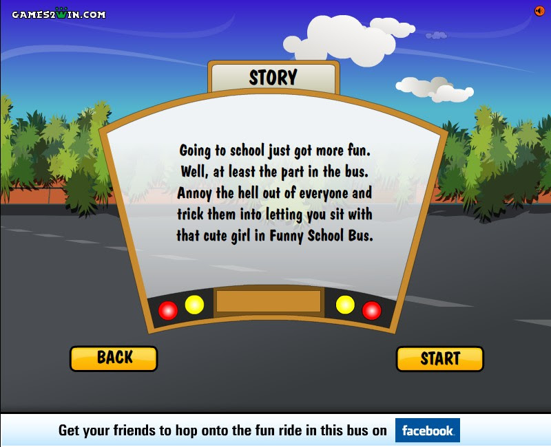 Funny School Bus Hacked Cheats Hacked Free Games