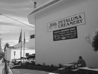 Petaluma Creamery - Facade