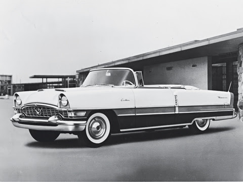 Collectible Classic: 1953-1956 Packard Caribbean - Latest ...