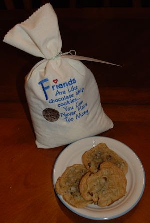 It's In the Bag- Chocolate Chip Cookie Set
