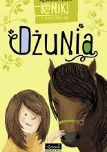Okładka książki Koniki z Szumińskich Łąk. Dżunia