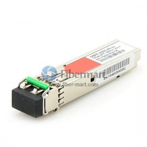 2.5Gbps OC-48/STM-16 Multi-Rate 1550nm 40km SFP Transceiver