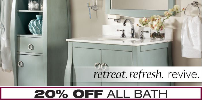 Home Decorators Collection's 20% Off All Bath EventEvent | Online ...