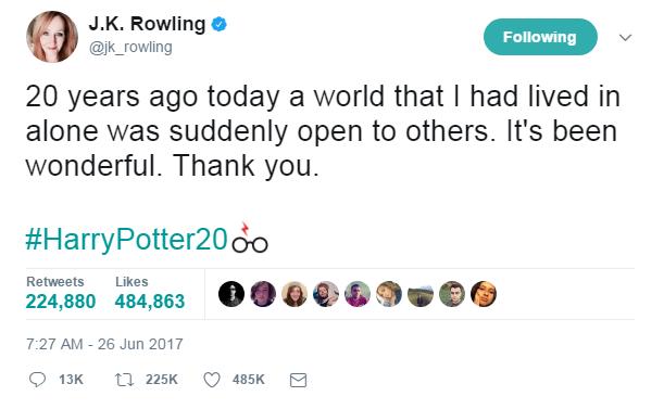 11 Revelacoes De J K Rowling Sobre Harry Potter Que Nao Estao Nos