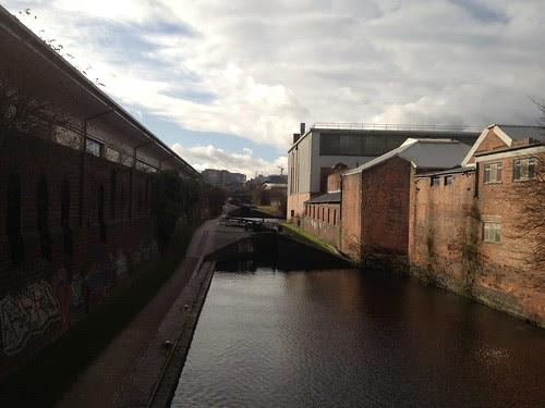 Birmingham & Fazeley Canal @Aston