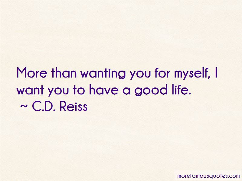 Quotes About Wanting More In Life Top 49 Wanting More In Life