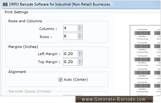 Warehousing Barcode Software