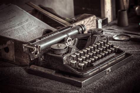 typewriter close  background hd wallpaper