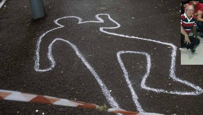 Vítima reagiu ao assalto e o bandido fez o disparo mortal