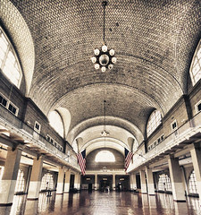Ellis Island - HDRI