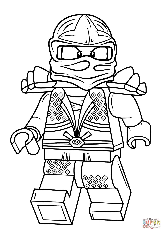 Klick das Bild Lego Ninjago Lloyd Zx