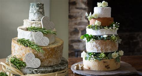 Six Tips to Create the Perfect Cheese Wedding Cake