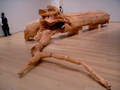 Hinoki by Charles Ray