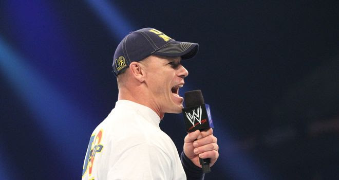 Obawy przed starciem Johna Ceny z Brayem Wyattem na WrestleManii XXX