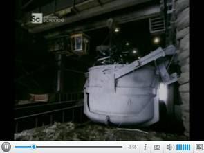 Các bước sản xuất phế liệu từ kim loại phế liệu