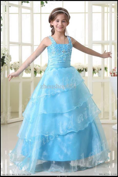 formal dresses  girls size