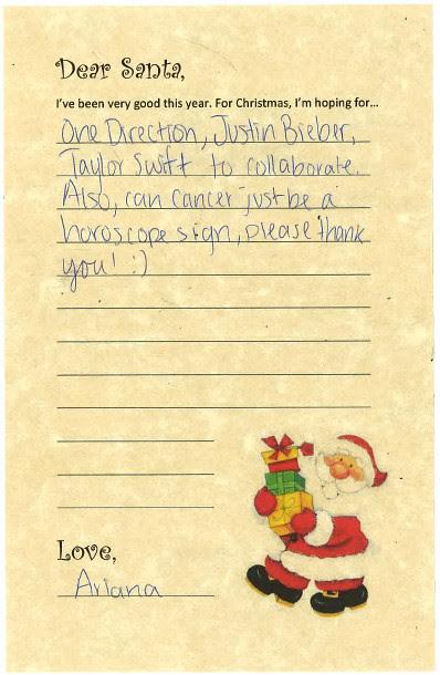 Santa Letters 1