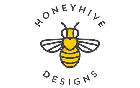 inspirational bee logo designs freecreatives