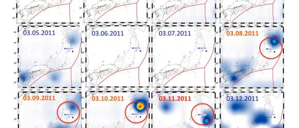 Tohoku earthquake