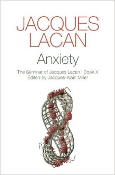 anxiety lacan