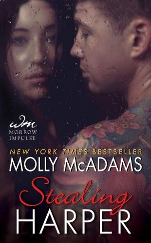 Stealing Harper by Molly McAdams