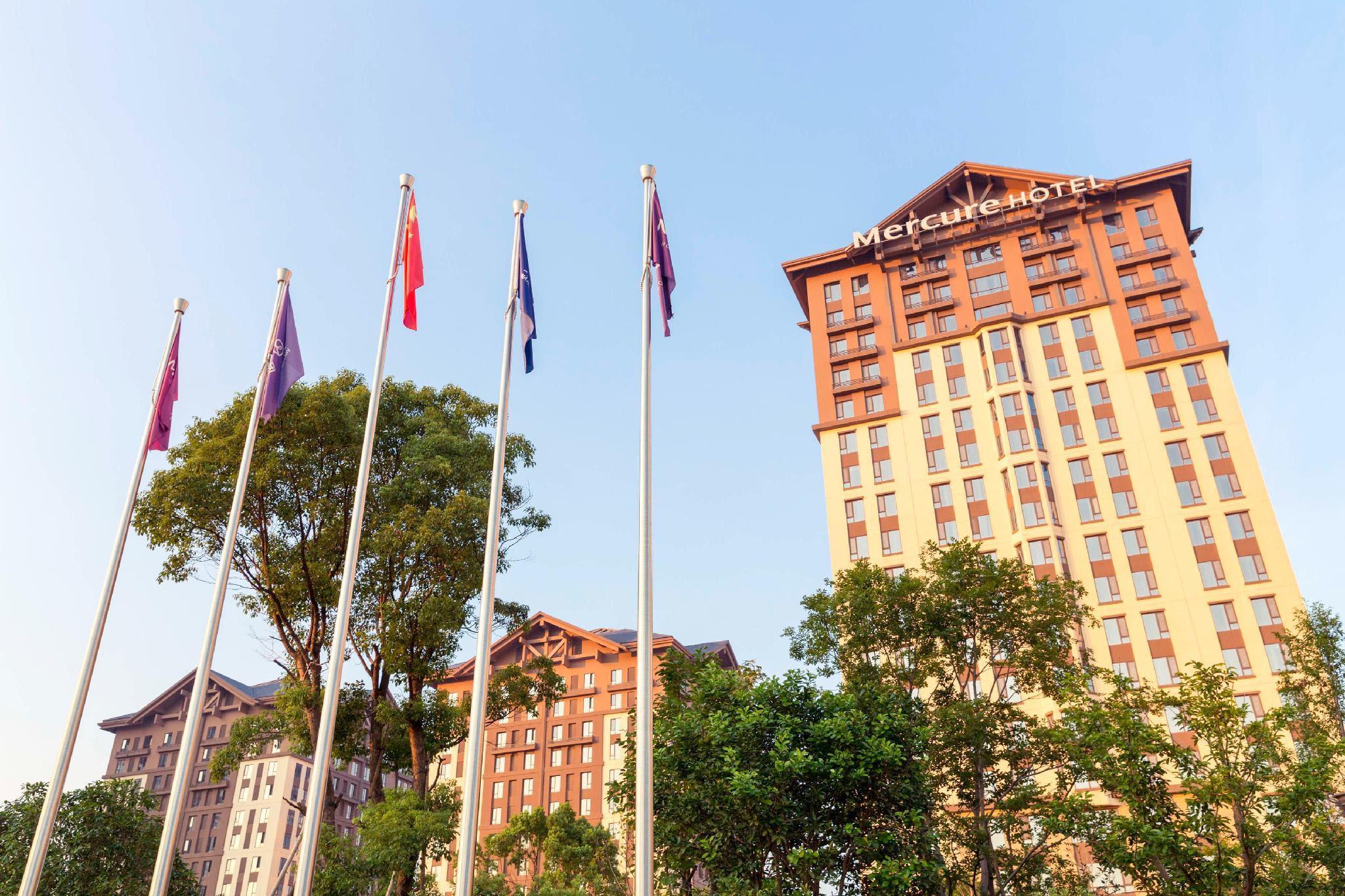 Mercure Nanchang Sunac Reviews