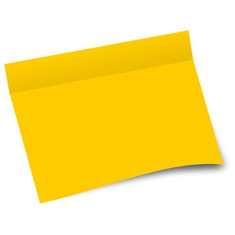 post  note png clipartsco