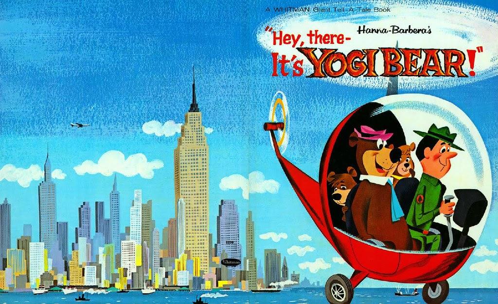 Hey, There - It's Yogi Bear!001