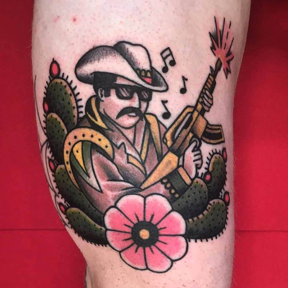 Top De Tatuajes Mexicanos Los Más Originales Y Chingones Galería