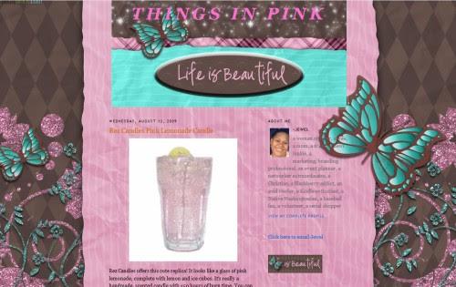Things in Pink