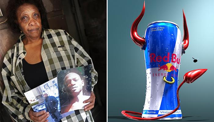 Homem morre depois de beber Red Bull Energy Drink 10 Razões para não consumir bebidas energéticas