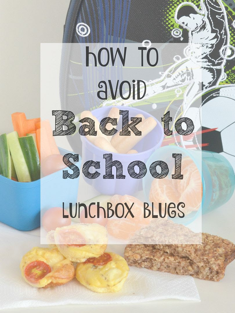 Getting Yourself Ahead and Avoiding the Stress of Back to School Lunches #shop #cbias #ad