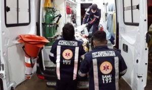 Conquista: Dois jovens são baleados no Senhorinha Cairo