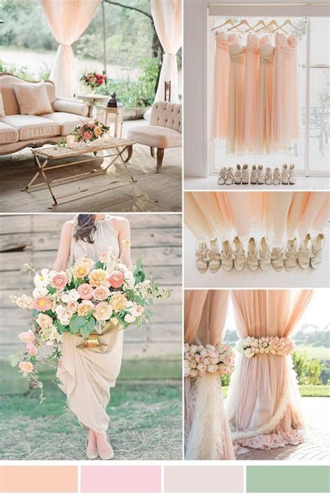 68 best 2017 and 2018 Wedding Theme Color and Style