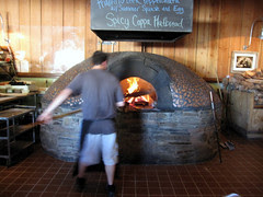Flatbread oven, Full of Life
