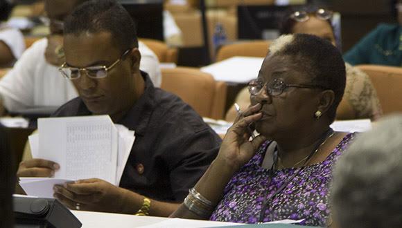 Comisión de Atención a los Servicios. Foto: Ismael Francisco/ Cubadebate