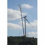 Vieilmoulin | Vieilmoulin : le nouveau parc d'éoliennes en cours de construction