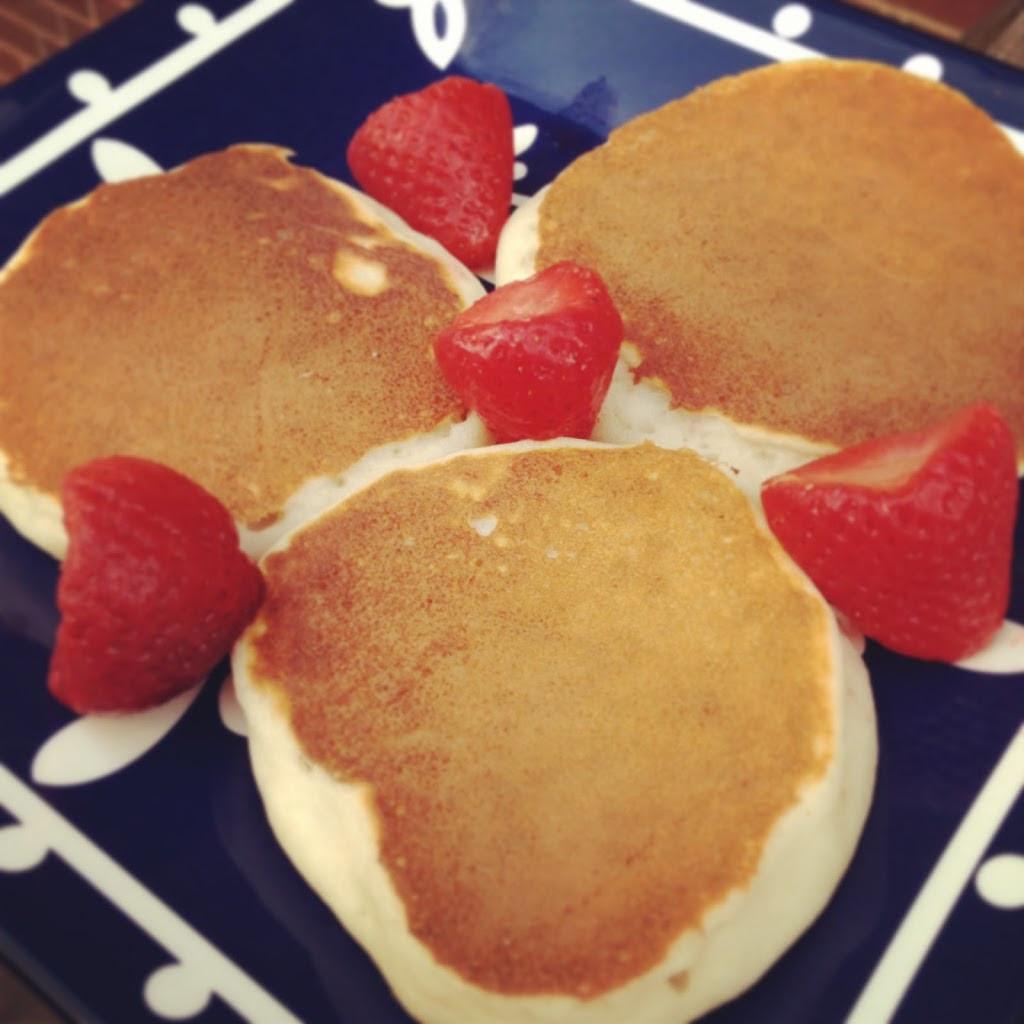 Greek Yogurt Pancakes - I'm A Celiac