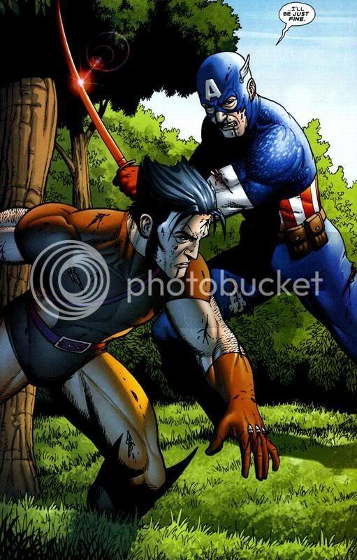 Logan vs Steve