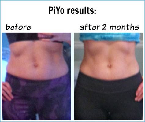 piyo workout review results  jamie blog