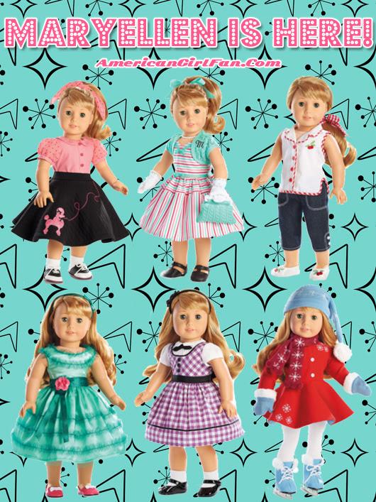 American Girl Doll Maryellen Larkin Is Here