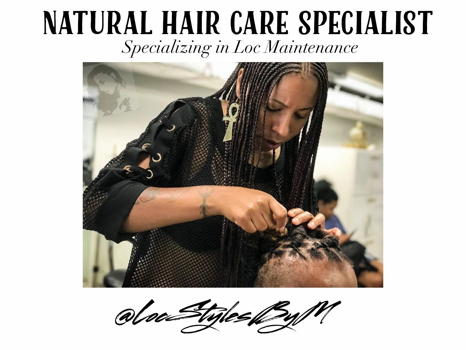 Locstylesbym - Dread Locks, Hair Salon, Loc Maintenance